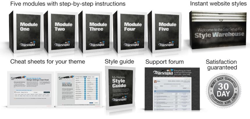 Site Setup Kit